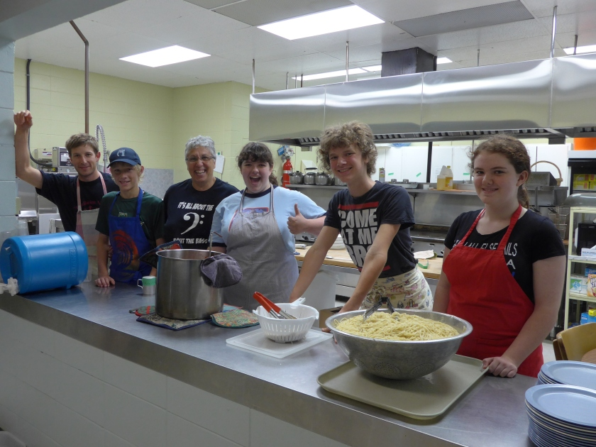Against the Flow 2015 Kitchen Staff