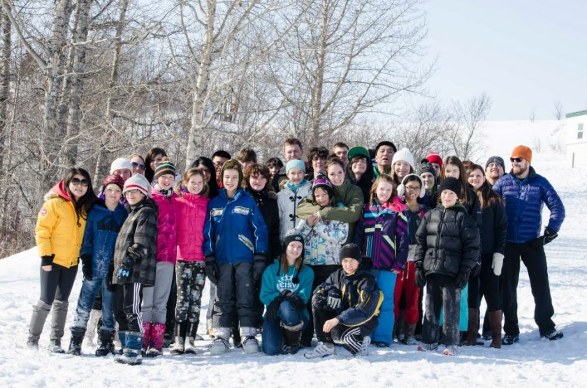 Power of One Mini Camp March 2013 Theme: Social Change Beaver Creek SK