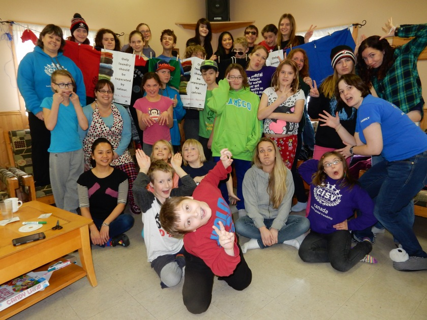 Hakuna Matata Mini Camp & Cookie-a-thon 2015 Theme: Racism Prevention Beaver Creek SK