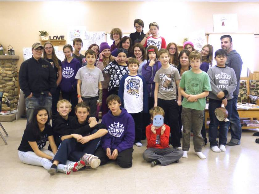 Dragon Trainers Mini Camp 2015 Theme: Conflict and Resolution Beaver Creek SK