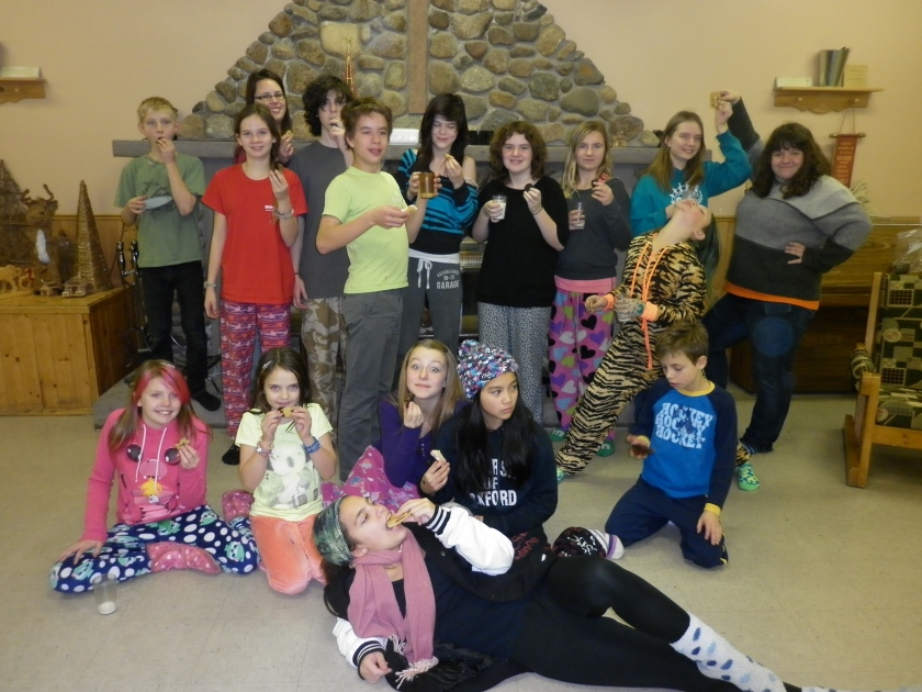 Spirit of Our Nation Mini Camp 2013 Theme: Human Rights Beaver Creek SK
